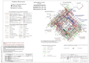 Dendroplan gorizontalnyy 10 min 300x212 - Разработка дендроплана и перечетной ведомости